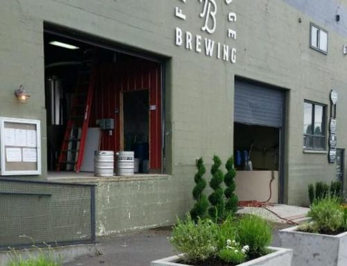 Freebridge Brewing Plumbing